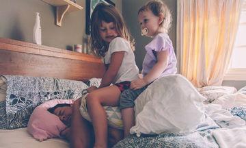 Φωτογραφίες που δείχνουν πραγματικά πώς είναι να είσαι γονιός (pics)