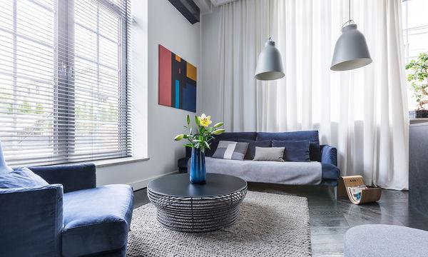 Δέκα όμορφες ιδέες για μικρό καθιστικό - Θα σας ενθουσιάσουν (vid)
