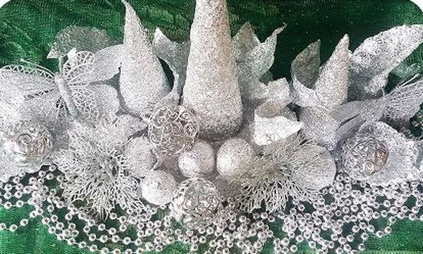 Εντυπωσιακά χριστουγεννιάτικα στολίδια με αλουμινόχαρτο (vid)