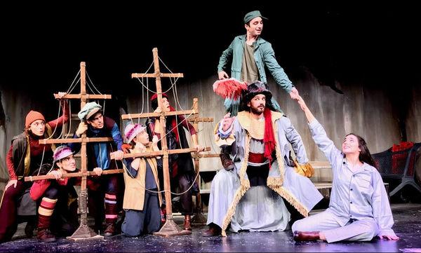 Το αγαπημένο παραμύθι του «Πήτερ Παν» στο Θέατρο ΑΘΗΝά