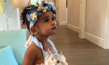 Φωτογραφίες από το πάρτι της Dream Kardashian - Η κόρη του Rob Kardashian έγινε δύο ετών (pics)