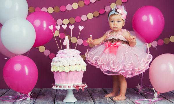 Εντυπωσιακές τούρτες γενεθλίων για κορίτσια - Πάρτε ιδέες (vid)