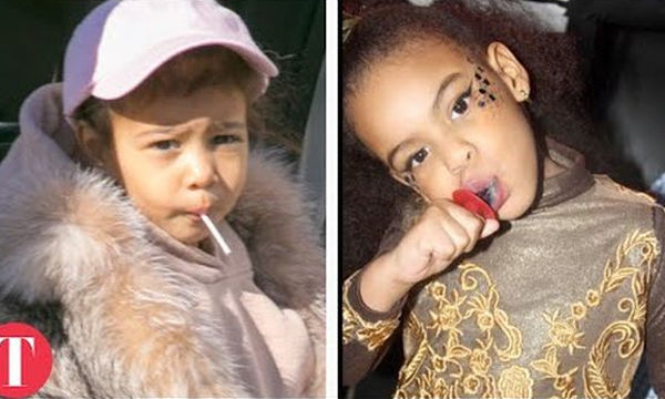 Blue Ivy Carter VS North West: Ποια προτιμάτε; (vid)