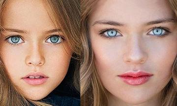 Τα δέκα πιο όμορφα παιδιά του κόσμου μεγάλωσαν - Δείτε πώς είναι σήμερα (vid)