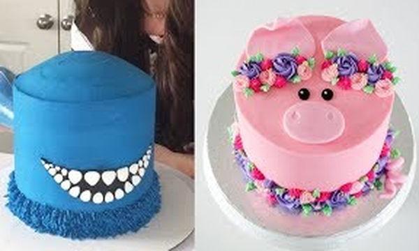Φανταστικές τούρτες γενεθλίων για παιδιά - Πώς θα τις διακοσμήσετε (vid)
