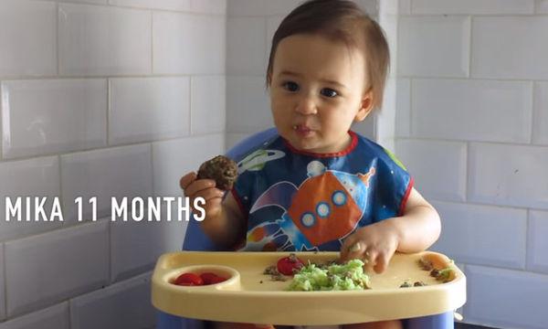 Φτιάξτε τους πιο νόστιμους κεφτέδες με «κρυμμένα» λαχανικά για τα παιδιά σας (vid)