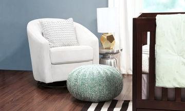 Δημιουργήστε τη «γωνιά της μαμάς» στο βρεφικό δωμάτιο (pics)
