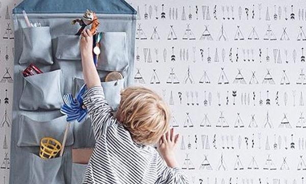 Σωτήριες λύσεις αποθήκευσης για το παιδικό δωμάτιο!  (pics)