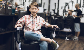 Τα μαλθακά αγόρια είναι αποτέλεσμα της σύγχρονης υπερπροστατευτικής διαπαιδαγώγησης