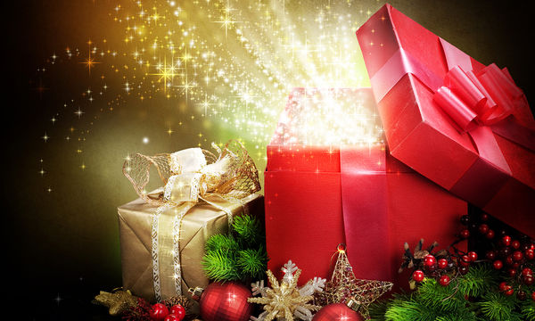 Αυτό το δώρο θα σας βάλει αμέσως στο κλίμα των γιορτών!