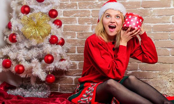 Χριστουγεννιάτικο σετ δώρου σε οικονομική τιμή