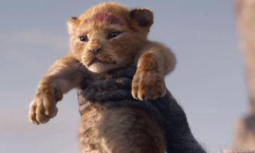 Δείτε το νέο τρέιλερ του Lion King (vid)