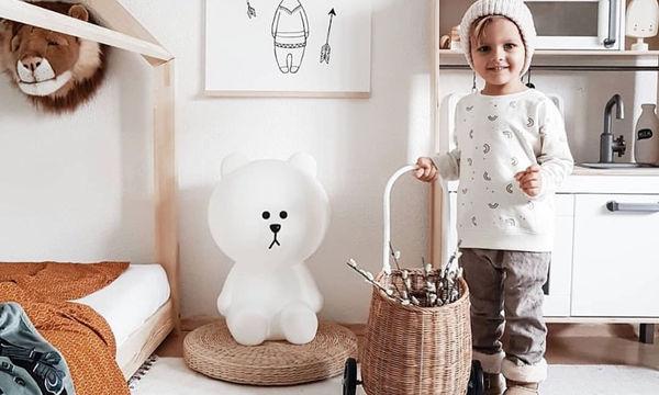Απλές και όμορφες ιδέες για το παιδικό δωμάτιο (pics)