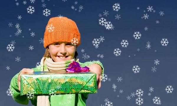 Φέτος τα Χριστούγεννα, χαρίστε στους αγαπημένους σας ένα χαριτωμένο δώρο!