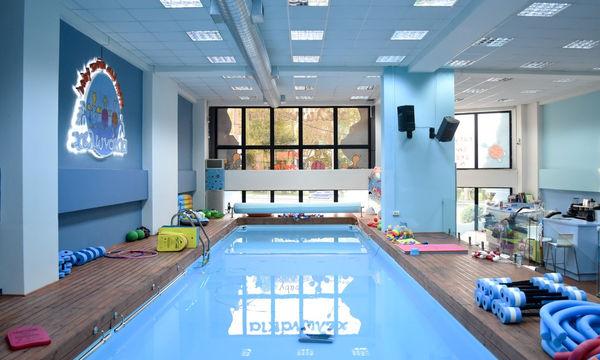 Το καλύτερο babyswimming της Ευρώπης βρίσκεται.. στην Ελλάδα!