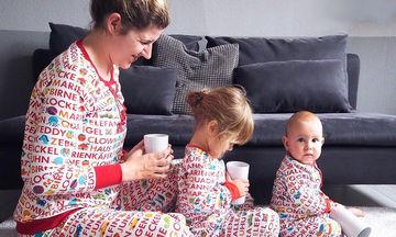 Εντυπωσιακές φωτογραφίες μαμάς και παιδιών ξετρέλαναν το Instagram (pics)