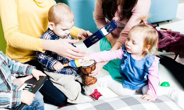 Χριστουγεννιάτικο δώρο για παιδιά 12-36 μηνών