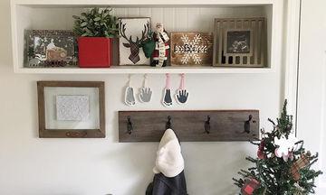 Ιδέες χριστουγεννιάτικης διακόσμησης για το παιδικό δωμάτιο (pics)