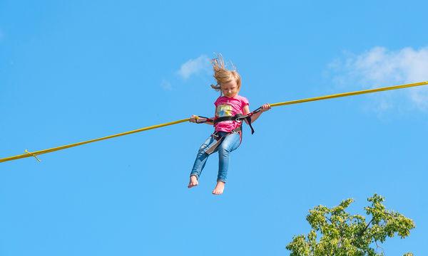 Το ριψοκίνδυνο παιχνίδι εξασκεί την αυτοπεποίθηση των παιδιών;