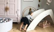Πώς να μετατρέψετε το παιδικό δωμάτιο σε παιδική χαρά! (pics)