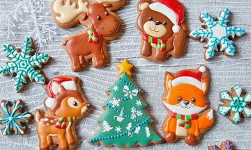 Εντυπωσιακές ιδέες για να διακοσμήσετε τα χριστουγεννιάτικα μπισκότα σας (pics + vid)