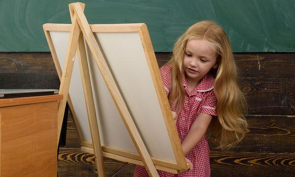 Εύκολες ζωγραφιές για παιδιά με μολύβι βήμα - βήμα (pics)