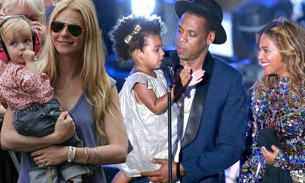 Αυτά είναι τα δέκα πιο παράξενα ονόματα που έδωσαν διάσημοι στα παιδιά τους (vid)