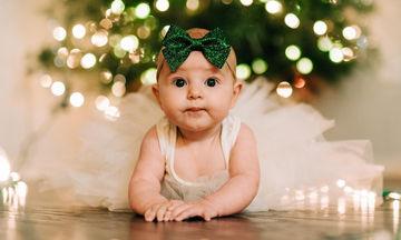 Δεκατρία υπέροχα χριστουγεννιάτικα γιορτινά ρούχα, για το μικρό σας μπουμπουδάκι (pics)