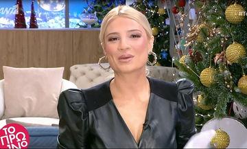 Φαίη Σκορδά: «Έχω βίντεο μετά τους τοκετούς και από τους δύο γιους μου…»