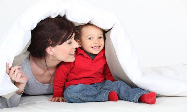 Διασκεδαστικά παιχνίδια ανάπτυξης για μωρά 6 μηνών