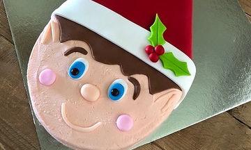 Γενέθλια τα Χριστούγεννα; Ιδού μερικές ιδέες για τούρτες με ξωτικά (pics)