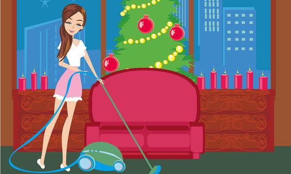 Πώς θα κάνετε το σπίτι σας να «λάμπει» τα Χριστούγεννα: Απλές συμβουλές για να οργανωθείτε!