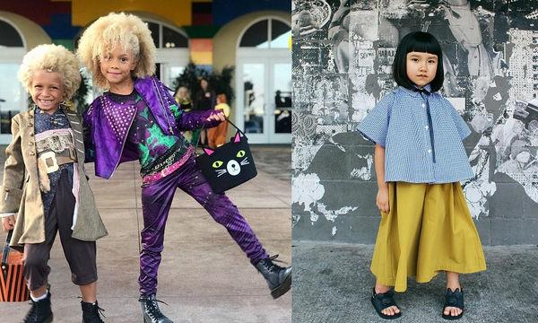 Παιδιά που κάνουν καριέρα ως μοντέλα στο Instagram (pics)