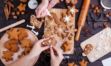 Έντεκα πανεύκολες ιδέες για χριστουγεννιάτικα κεράσματα (vid)
