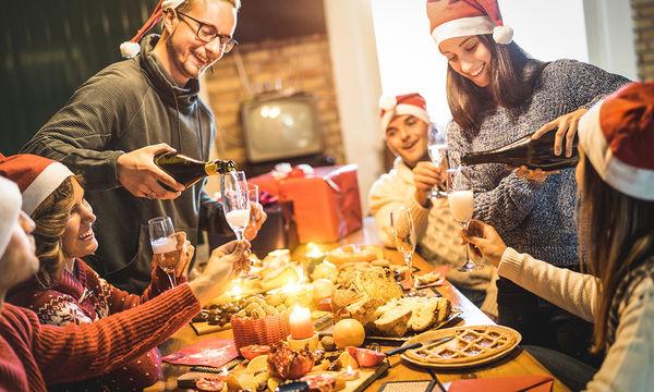 Πώς θα απολαύσουμε το φαγητό κατά την περίοδο των εορτών διατηρώντας την ευεξία μας;