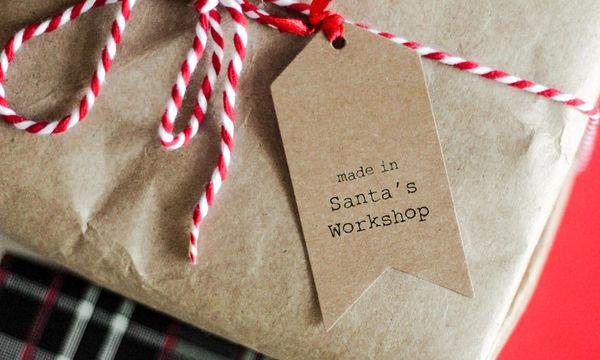 DIY ιδέες για να τυλίξεις μόνη σου τα δώρα των γιορτών