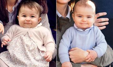 Πρίγκιπας Louis-Πριγκίπισσα Charlotte: Πόσο πολύ μοιάζουν και τι κοινά έχουν;