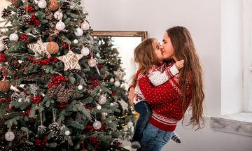 Τι δώρο θέλω φέτος τις γιορτές; Μια αγκαλιά!