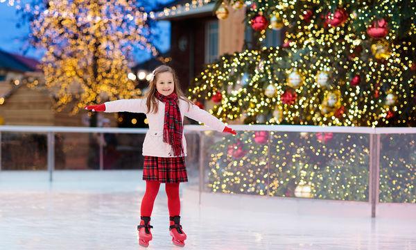 Θεματικά πάρκα Χριστουγέννων, ευκαιρία για διασκέδαση με τα παιδιά