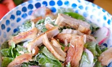 Η πιο νόστιμη σαλάτα με αβοκάντο για το πρωτοχρονιάτικο τραπέζι (vid)