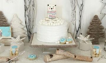 Έχει το παιδί σας γενέθλια το χειμώνα; Είκοσι ιδέες για την τούρτα του (pics)