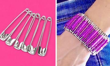 DIY  Δεκαεννιά ιδέες για κοσμήματα που μπορείτε να φτιάξετε μόνοι σας (vid) de4d124a650