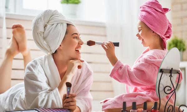 Είσαι μαμά; Δες πώς θα δημιουργήσεις ένα υπέροχο μακιγιάζ για σικ εμφανίσεις (vid)