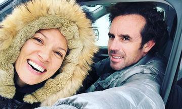 Βίκυ Καγιά - Ηλίας Κρασσάς: Ρομαντικό ταξίδι για δύο στο Μιλάνο (pics)