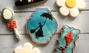 Mary Poppins: Ιδέες για να διακοσμήσετε τα μπισκότα του πάρτι σας  (pics)