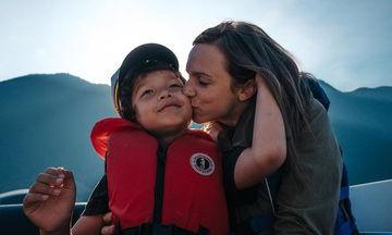 Δωρεάν σεξ με τη μαμά και το γιο