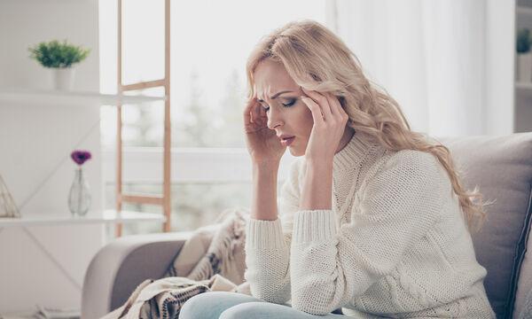 Με την εμμηνόπαυση χειροτερεύει η ημικρανία;