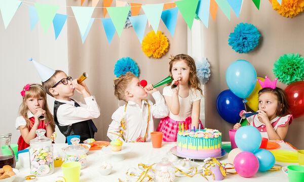 Μπουφές σε παιδικό πάρτυ: Πρωτότυπες λιχουδιές που θα ενθουσιάσουν τα παιδιά (pics + vid)