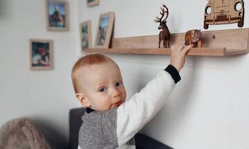 Παιδικό δωμάτιο: Ιδέες διακόσμησης εμπνευσμένες από τη φύση και τα ζώα (pics)