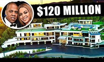 Ποιοι διάσημοι έχουν τα πιο ακριβά σπίτια; Δείτε τους top 20! (vid)